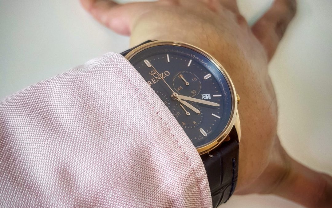 Renzo – A Swiss Made Watch made Affordable