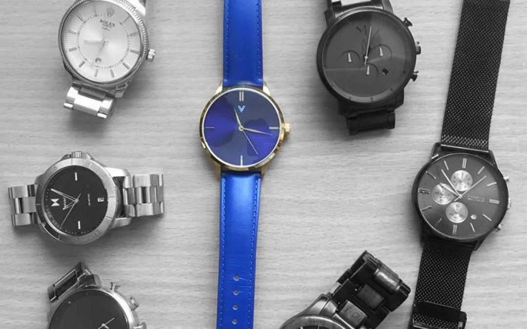 Velajuel Watches- Stand Out