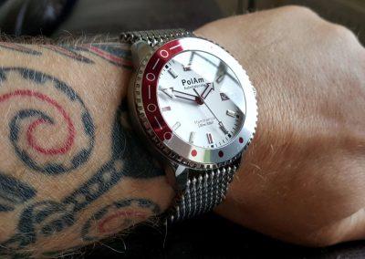 PolAm Hamtramck Watch 36