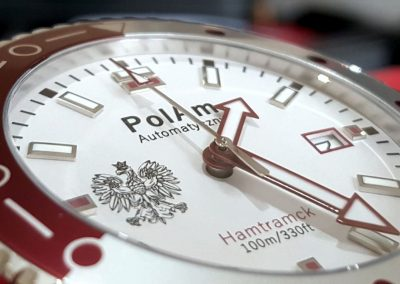 PolAm Hamtramck Watch 38