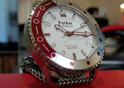 PolAm Hamtramck Watch 39