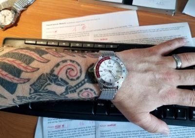 PolAm Hamtramck Watch 40