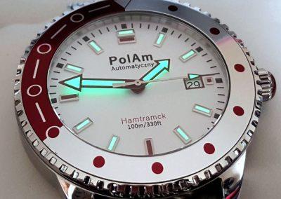 PolAm Hamtramck Watch 43