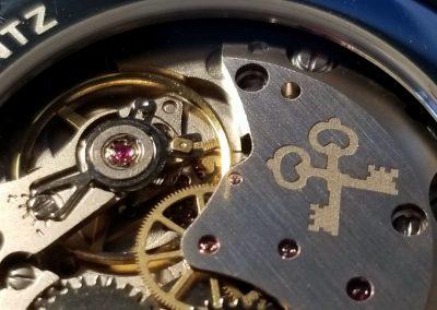 Leyden Lorentz watch 31