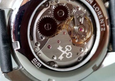 Leyden Lorentz watch 32