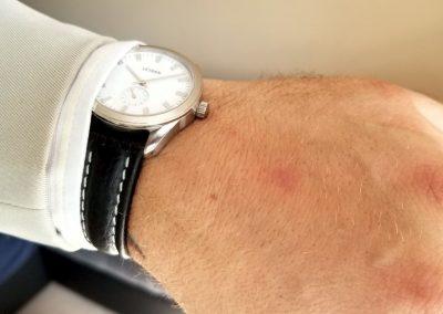 Leyden Lorentz watch 35
