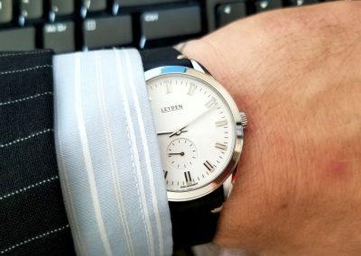 Leyden Lorentz watch 36