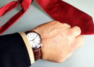 Leyden Lorentz watch 37