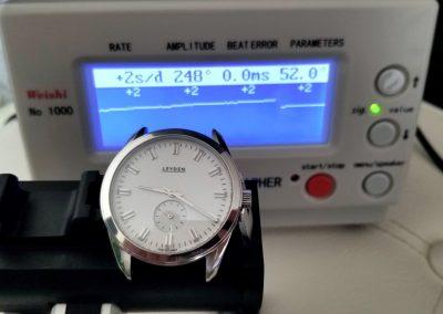 Leyden Lorentz watch 39