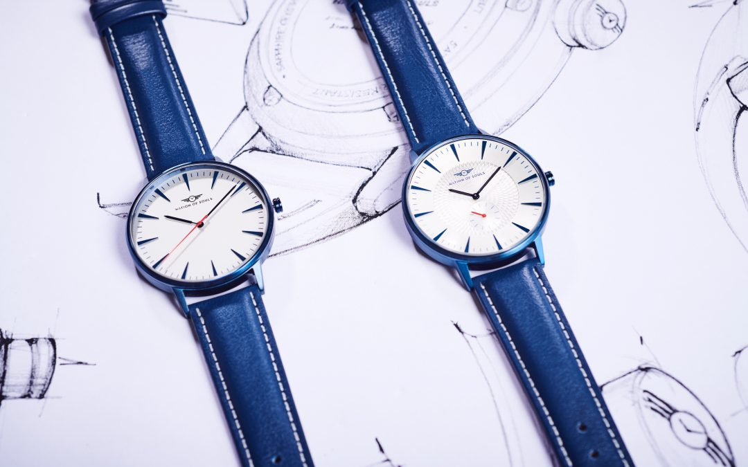 Minimalist Affordable Luxury Watches by Nation of Souls
