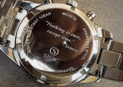 Stoic Chronograph MC1 1