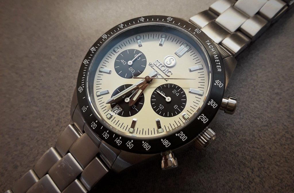 Review – STOIC Chronograph