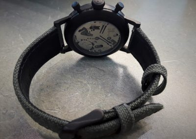 Undone Vintage Newman Hybrid Chronograph 2