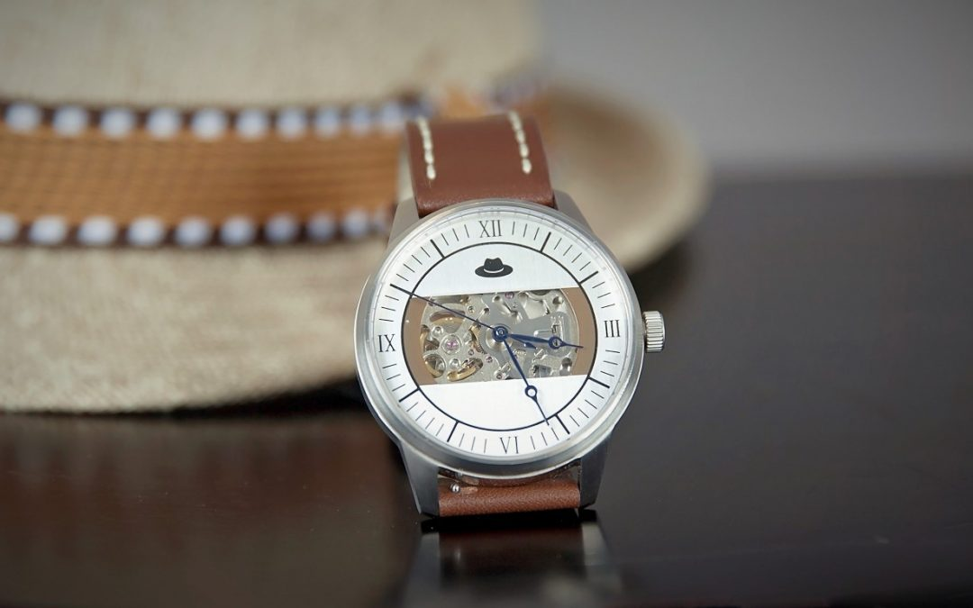 """The Rum Runner"" – a Timepiece by Border City Style"