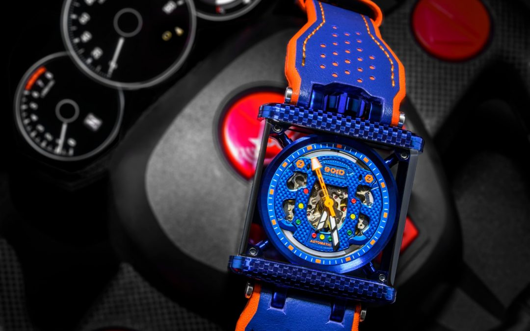 Speed Redefined and Racing Experience Relived On Wrist by ZOID
