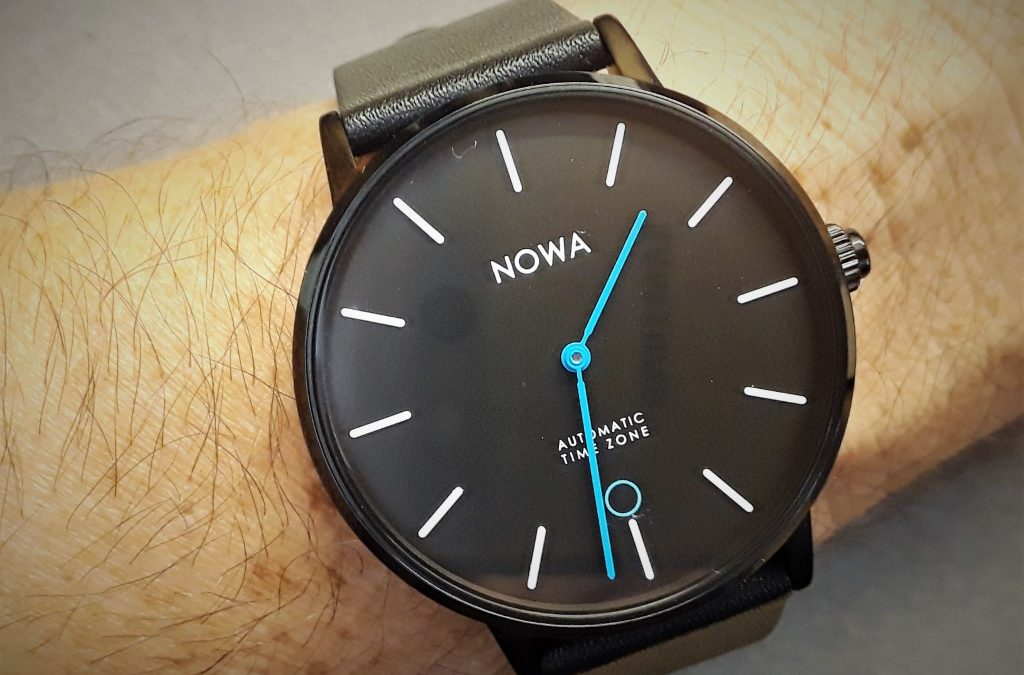 Review – NOWA Shaper Smart Watch