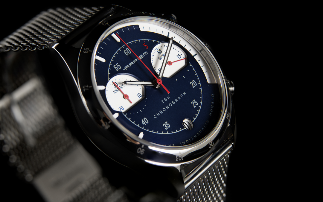 ARPIEM Tribute: A true vintage racing chrono collection