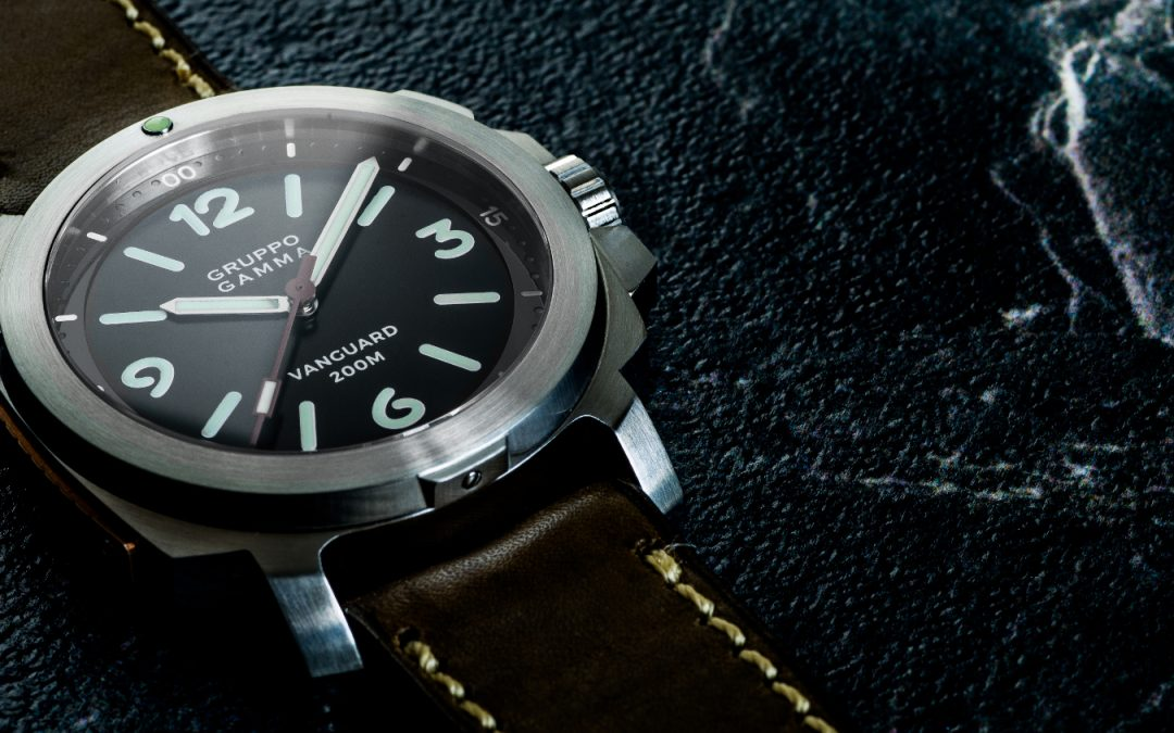 Gruppo Gamma's New Vanguard Collection