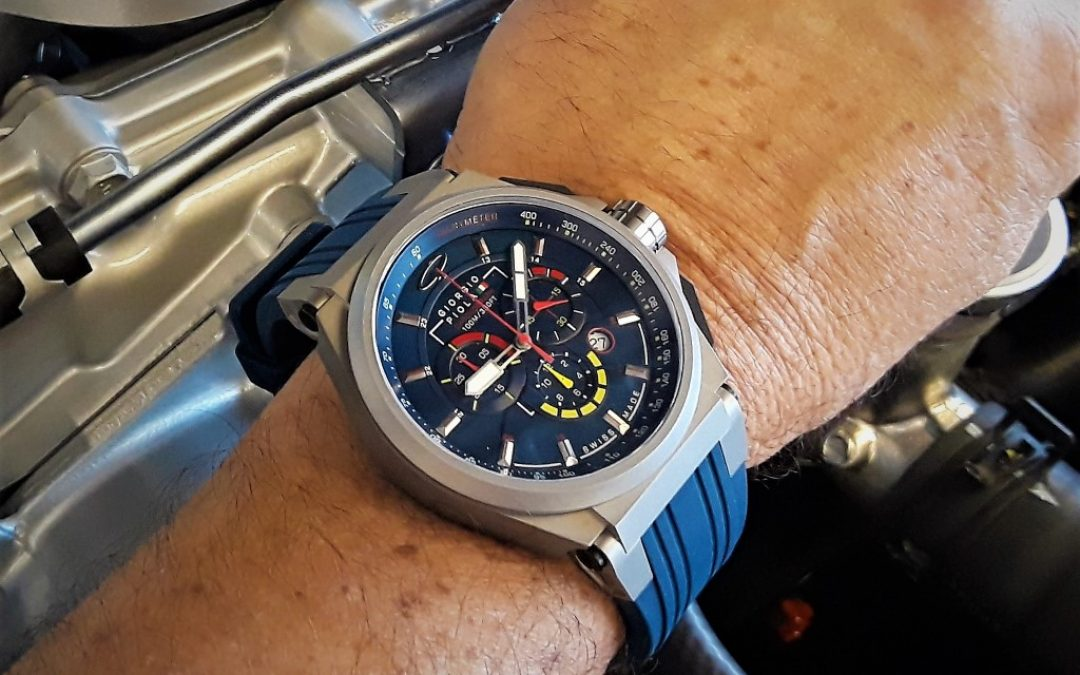 Review – Giorgio Piola STRAT-3 Chronograph