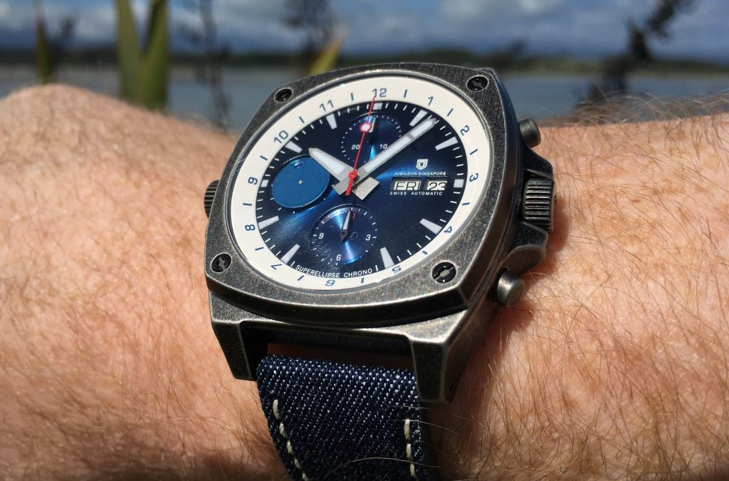 Review – Jubileon Superellipse Chrono