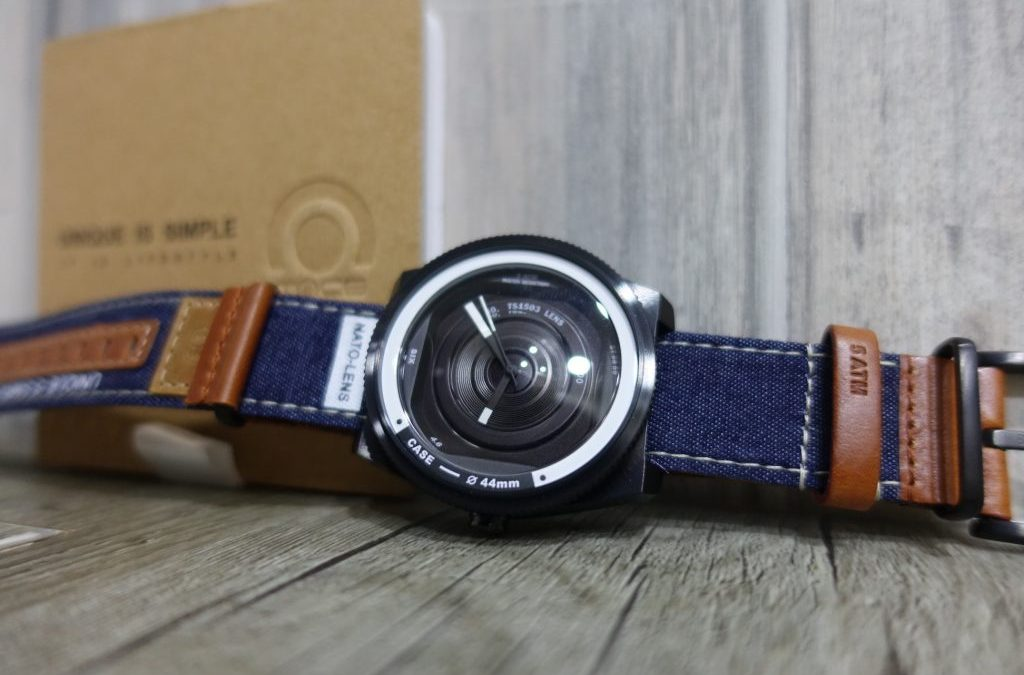 Nato Lens – Combining Hobby and Passion into a Watch