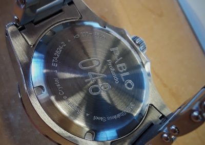 Pablo Profundo VB-1 watch 2