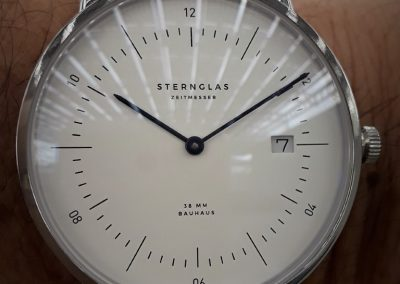 Sternglas Naos watch 01