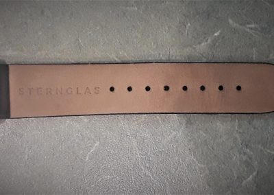 Sternglas Naos watch 08