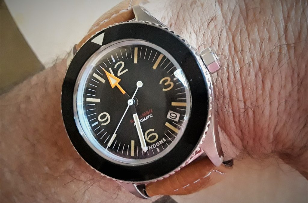 UNDONE Basecamp – Vintage cool tool watch