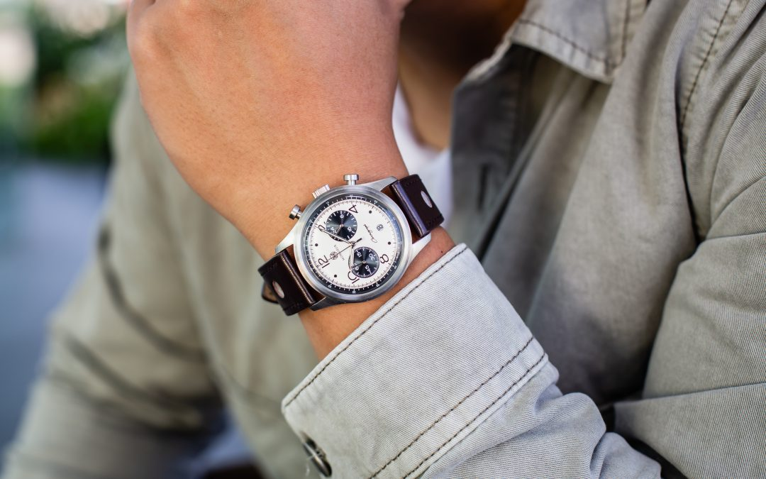 Preview of Monsieur Watches – Ranomo Vintage Chronograph