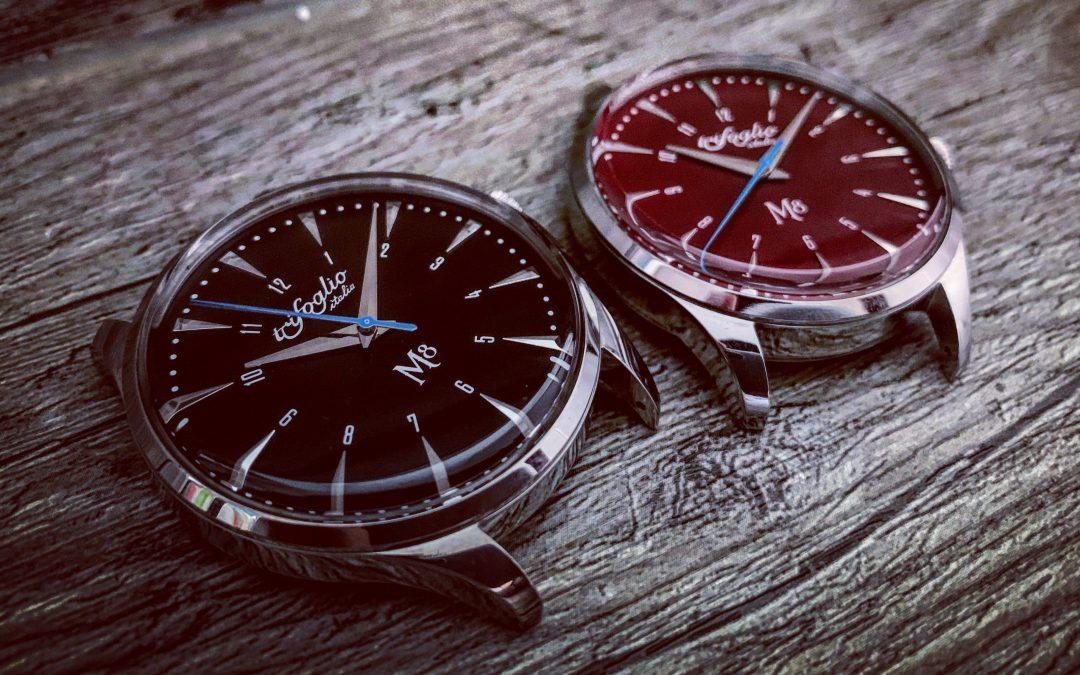 A Watch for a Mate (M8) by Trifoglio Italia