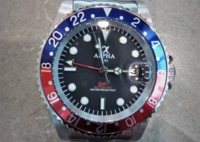 Alpha GMT Automatic Watch 2