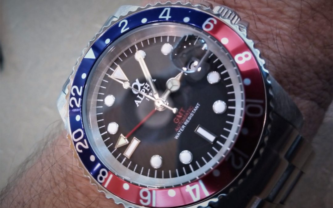 Review – Alpha GMT Automatic Watch