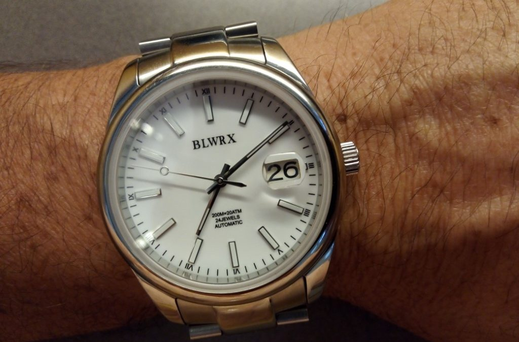 Review – BLWRX Dress Watch
