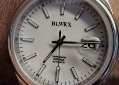 BLWRX dress watch 8