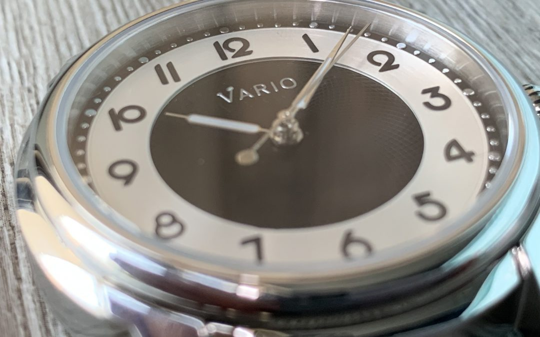 The Return of Small Wrist Watches by Vario