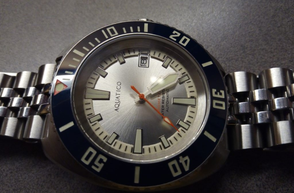 Review – Aquatico Oyster Watch