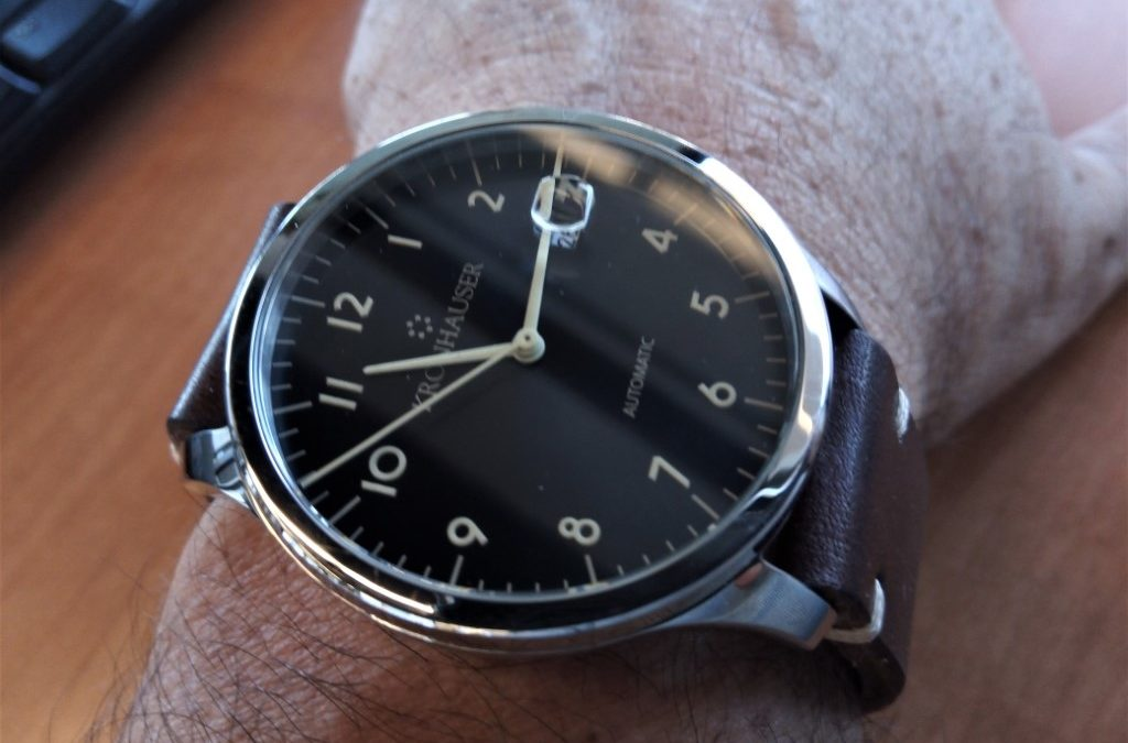 Review – Kronhauser Automatic