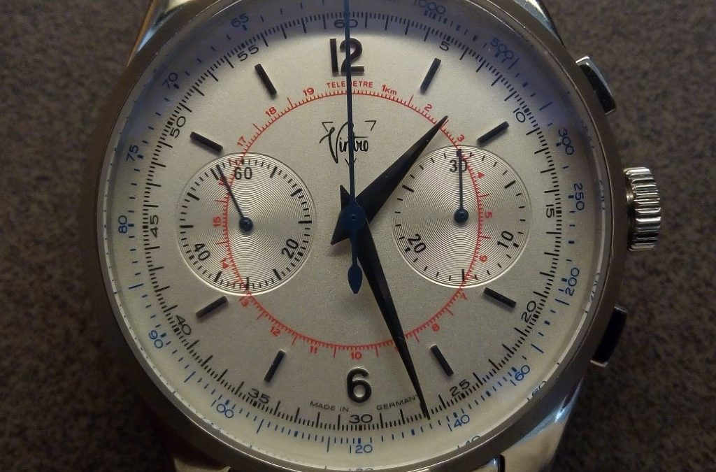 Review – Vintro Le Mans 1952 Chronograph