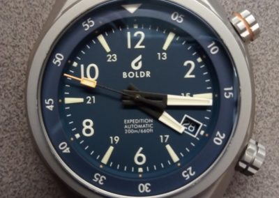 BOLDR Expedition and Venture Watches 02