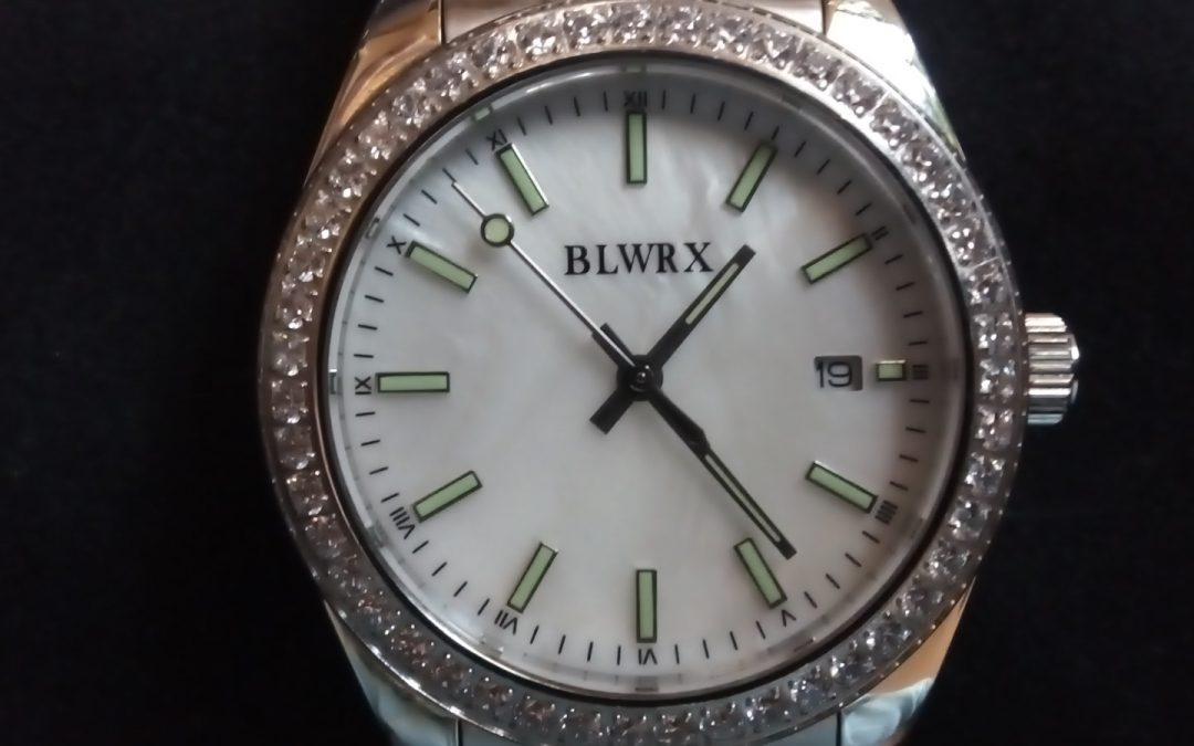 BLWRX – Is this the perfect 36mm woman's quartz dress watch?