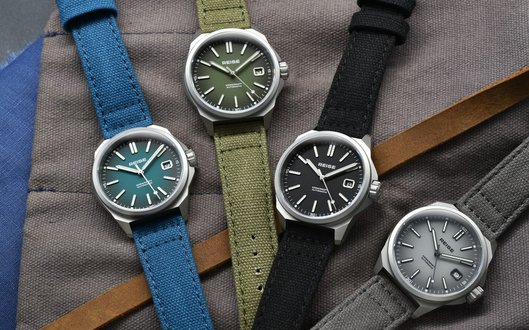 The toughest watch you ever needed, RESOLUTE by REISE Watches